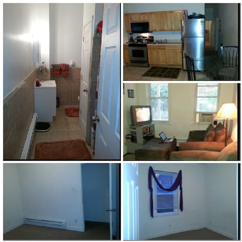2bedroom Duplex near train - Philadelphia - Appartement