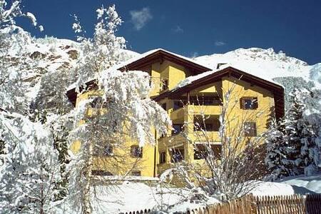 L'appartement 4* de vos rêves - Pontresina - Apartment
