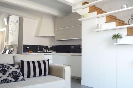 BRACCIANO -ITALY- centro storico - Apartment