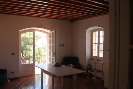 Isolata residenza fra mare e natura - Argentiera - Hus