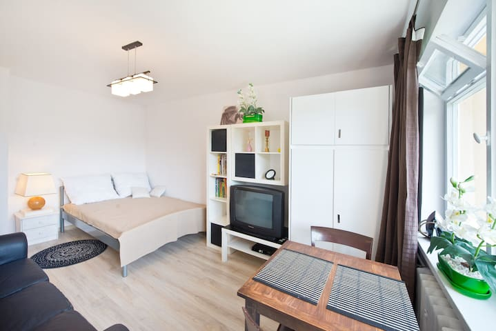 Przytulny apartament dla rodziny - Sopot - Appartement