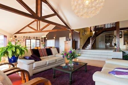 Habitación Doble en Casa con Vista al Mar - Viña del Mar