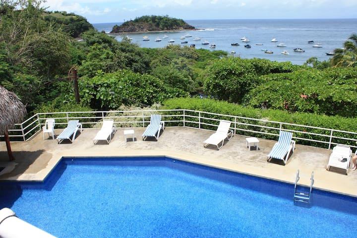 3BR Ocean Front Villa, Costa Rica