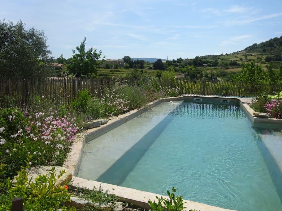 Ferme 18 me si cle avec piscine maisons louer for Piscine 18eme