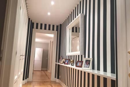 small apartment in Milano