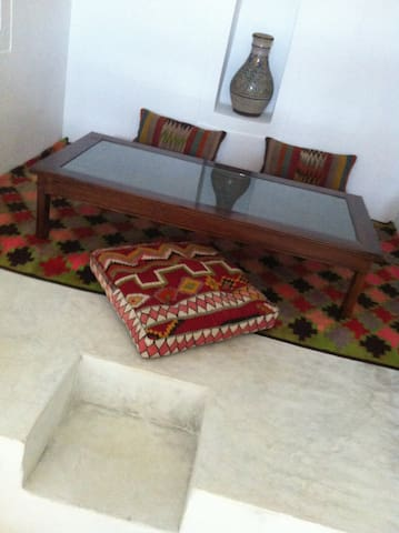 Dar Gaïa : Suite Junior Agadez - Djerba Midun - Bed & Breakfast