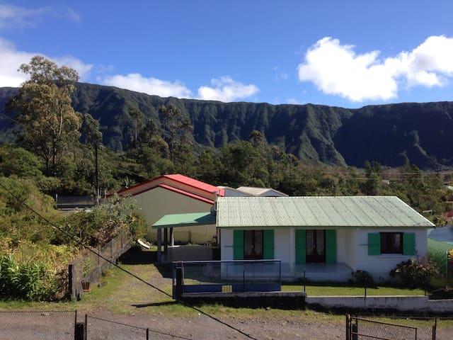 Belle maison au coeur de l'île - Plaine des palmistes  - Casa