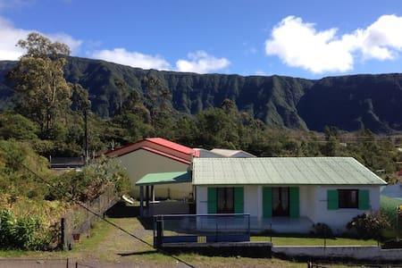 Belle maison au coeur de l'île - Plaine des palmistes