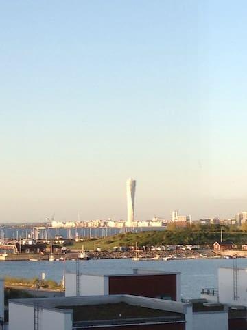 Flat with panorama seaview +balcony
