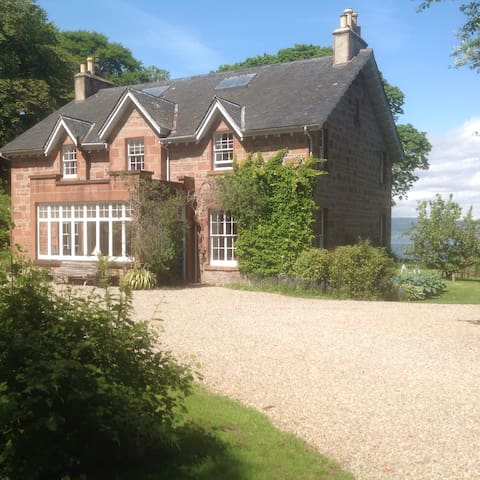 5 star Highlands B&B - Cromarty