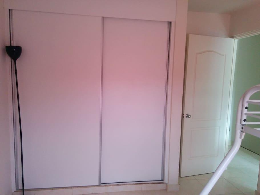 closet included
