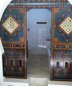 Dar Gaïa : Suite Senior Tombouctou - Djerba Midun