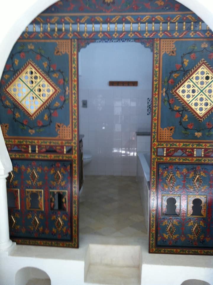 Dar Gaïa : Suite Senior Tombouctou