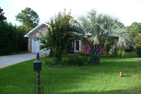 Quiet neighborhood in Emerald Coast - Destin - Bed & Breakfast
