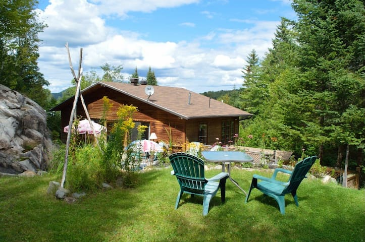 Chalet / Cottage - Sainte-Béatrix - Huis