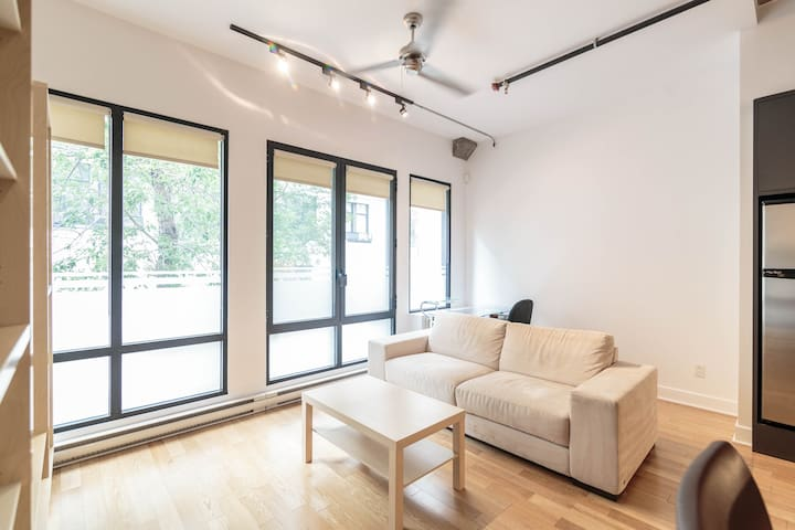 Gorgeous Loft Minutes from Downtown - Montreal - Loft