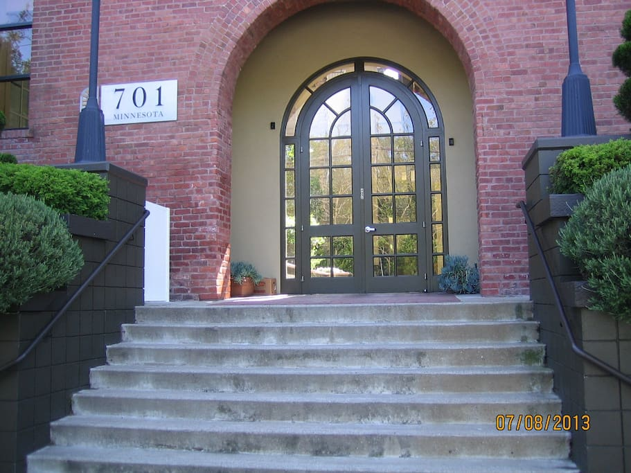 Loft In San Francisco 39 S Dogpatch Lofts For Rent In San