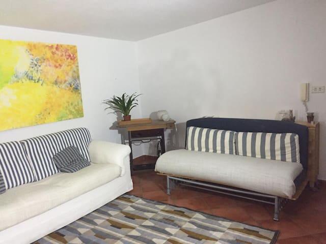 Confortevole mansarda con terrazzo - Policoro - Çatı Katı