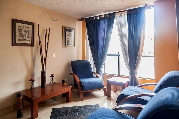 Cozy Furnished Apt near Bogota - Soacha - Apartment