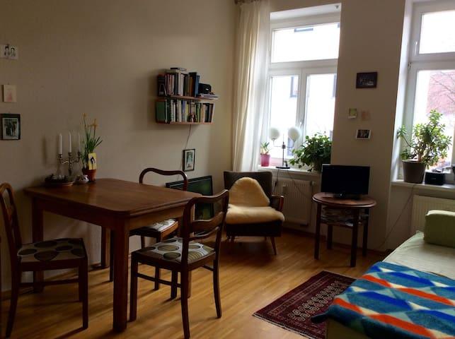 Gemütliche Wohnung am Park - Leipzig - Apartmen
