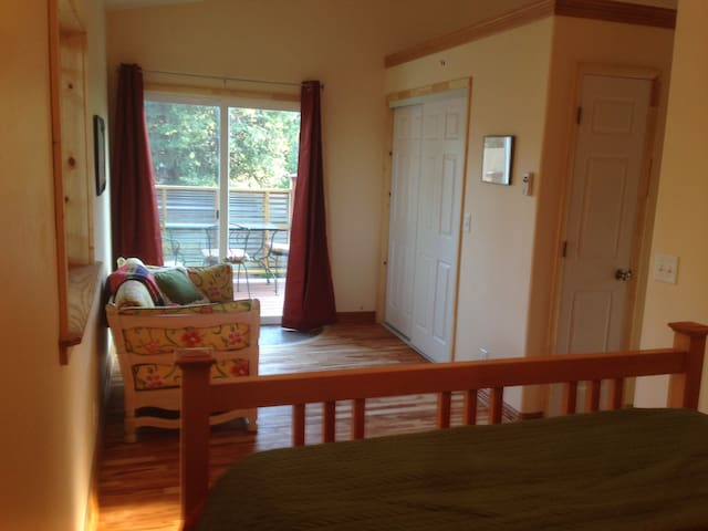 Extra clean!! Cozy Studio Apartment Near It All!