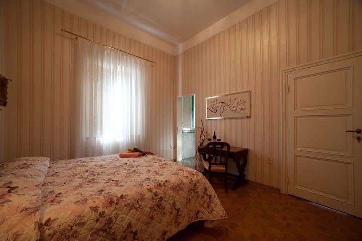 B&B in a Tuscan Villa-Camera Rosa- - Empoli - Villa