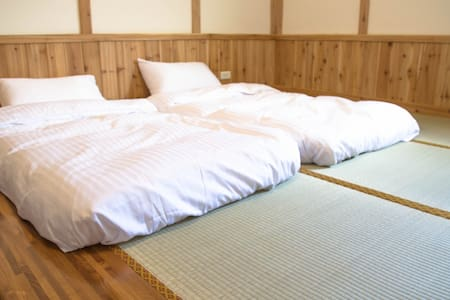 Twin Bed - Japanese style