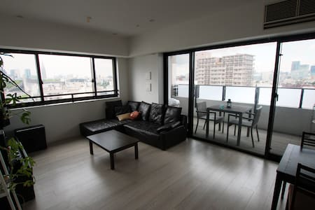 Spacious Apt. in Heart of Shibuya