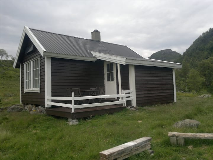 Mountain Cabin (no power or water)