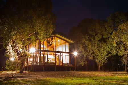 RotherleaLodge Farmstay BnB Benalla - Baddaginnie - Bed & Breakfast