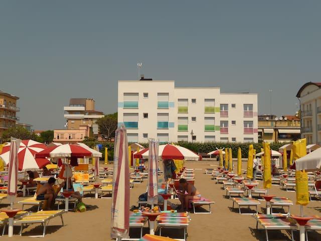 Appartamenti Fronte Mare a Caorle - Caorle - Wohnung