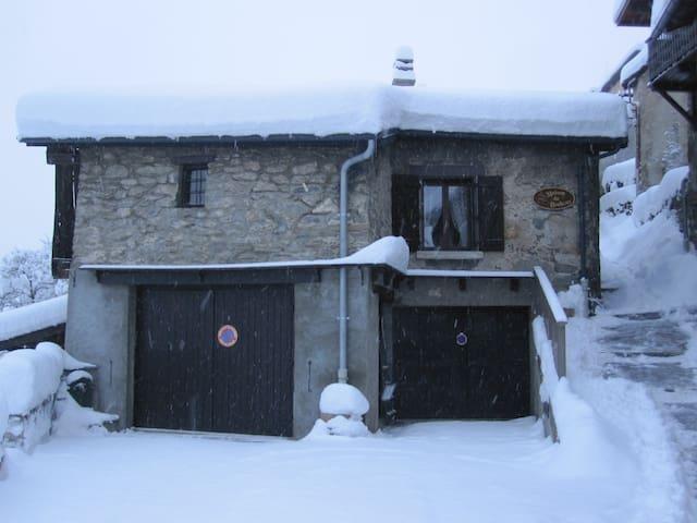 Maison 6 personnes à Orelle