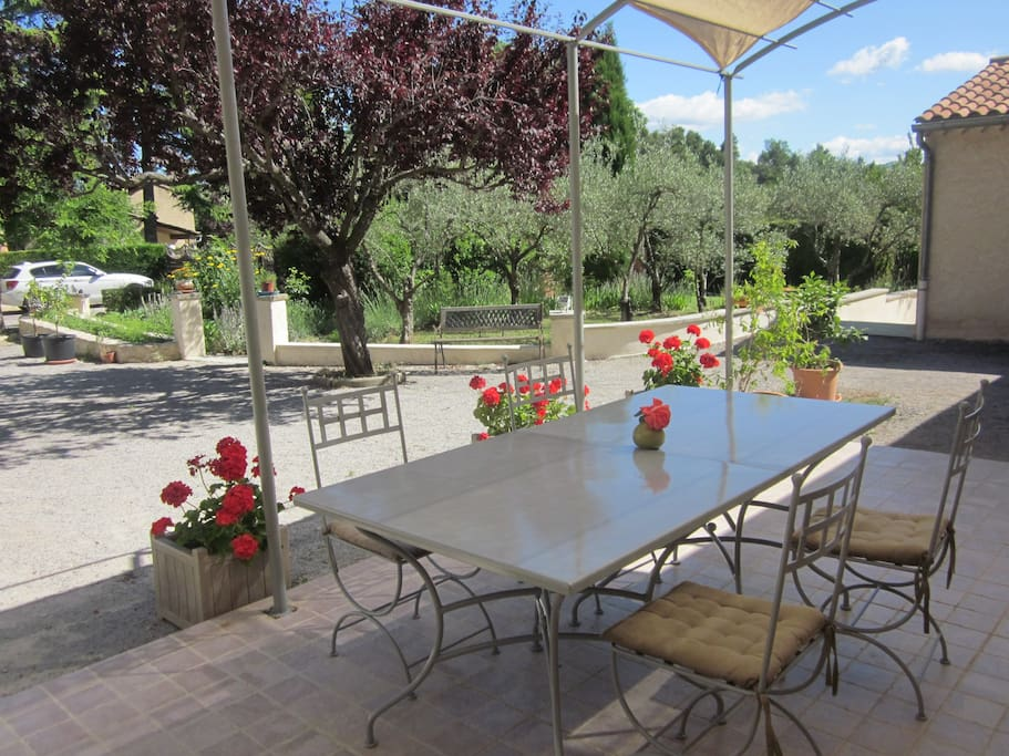 Chambres d 39 h tes patawa bed breakfasts for rent in for Chambre d hotes vaison la romaine