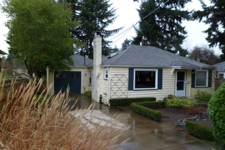 Charming home near UW and Seattle U