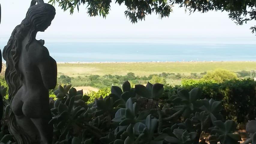 vigna sul mare - porto san giorgio - Casa