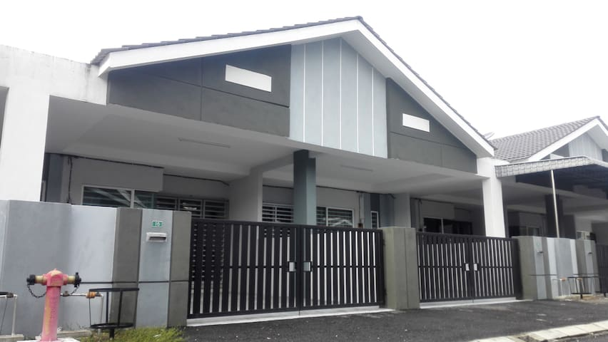 Kampar Putra: Single storey terrace - Kampar - Haus