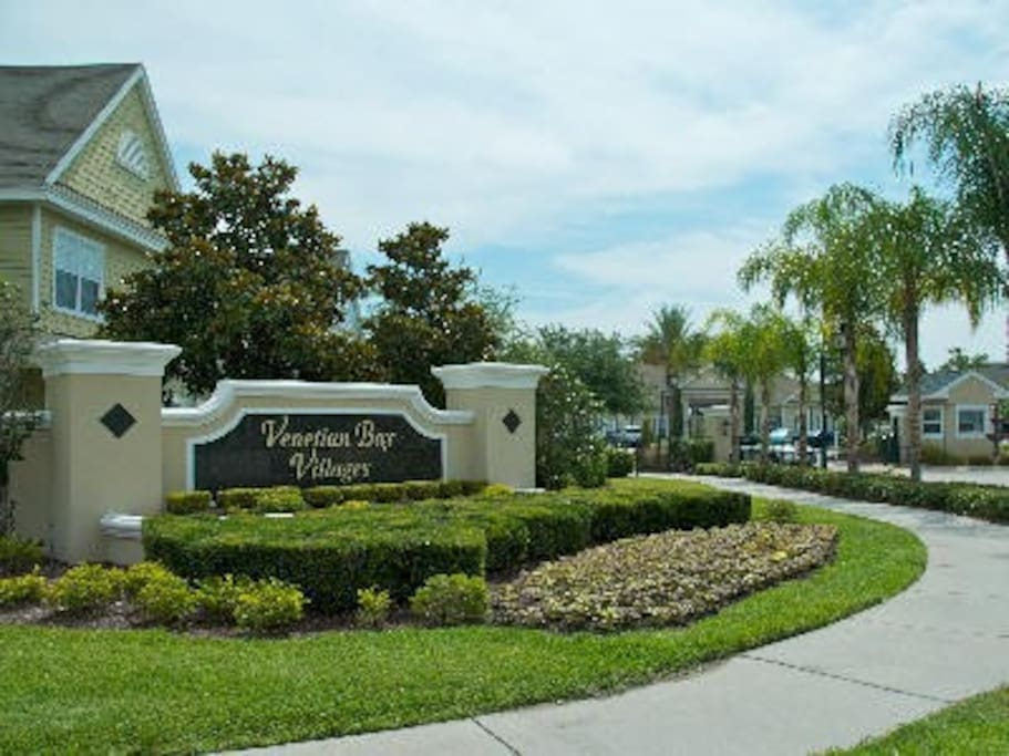 With The Amenities Of A Resort Maisons Louer Kissimmee Floride Tats Unis