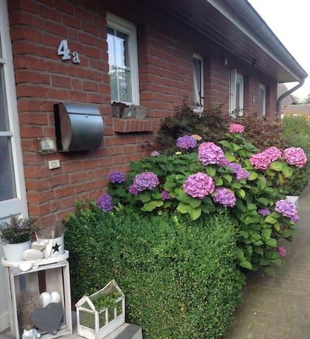 Ferienwohnung Nordstern - Hattstedt - House