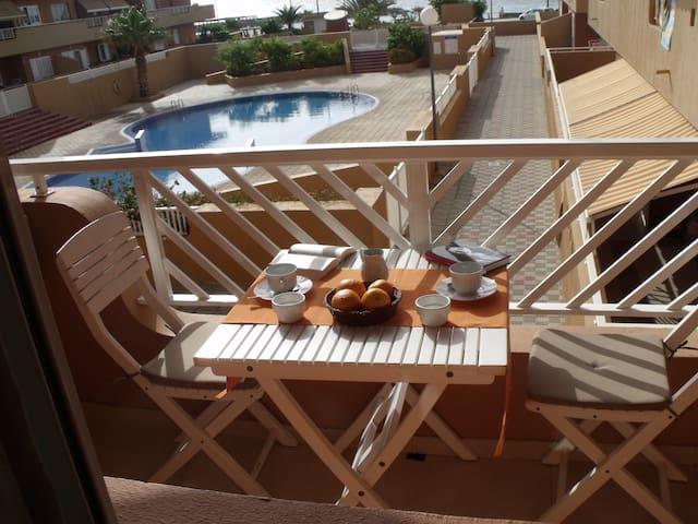 Apartamento vistas al mar Puertito de Guimar - Puertito de Güímar - Apartamento