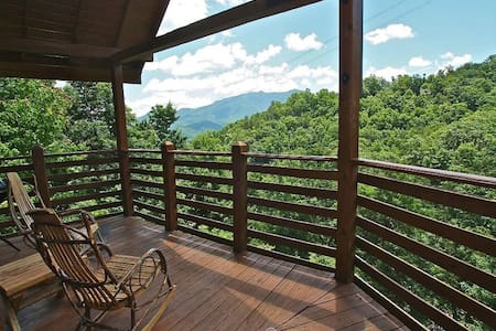 Above Laurelwood - Gatlinburg - Cabin