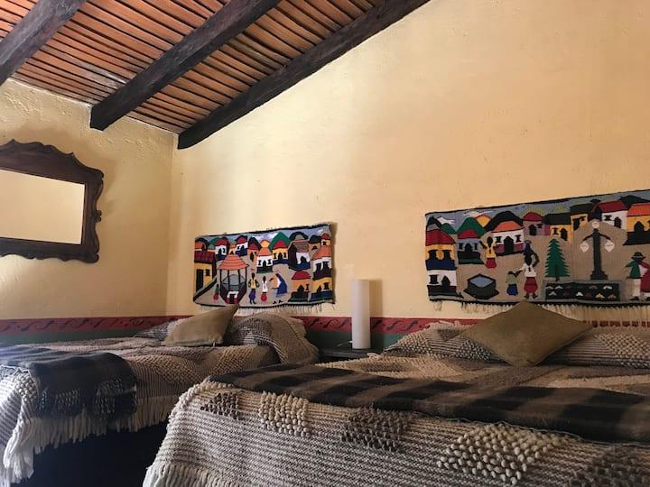 Rancho Cumbre Monarca , Habitación 2 personas