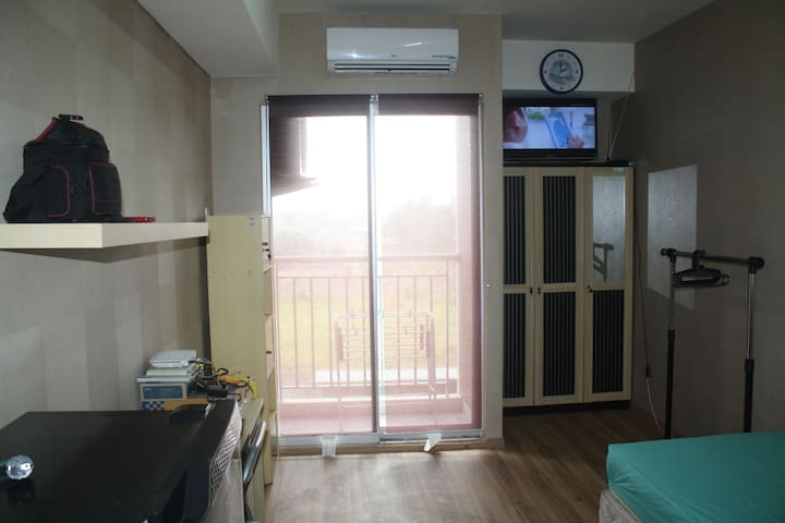 Apartment Room at Serpong Greenview