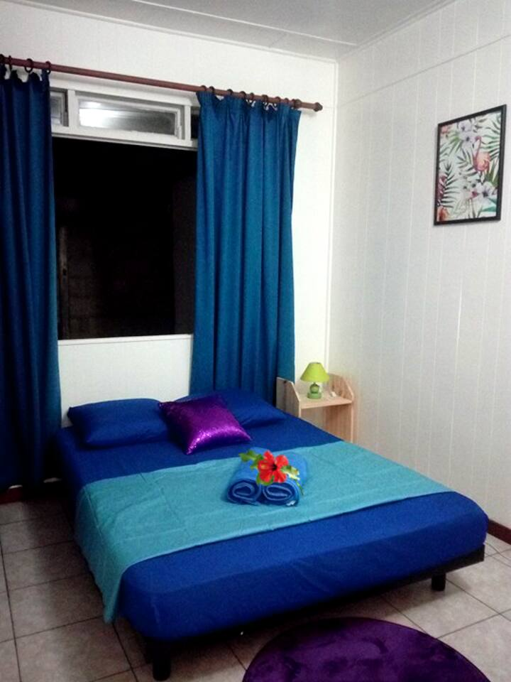 #Room MOANAPapeete : Home in the heart of the city