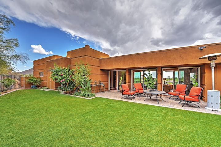 Stylish 3BR Paradise Valley Mountain Home w/Views