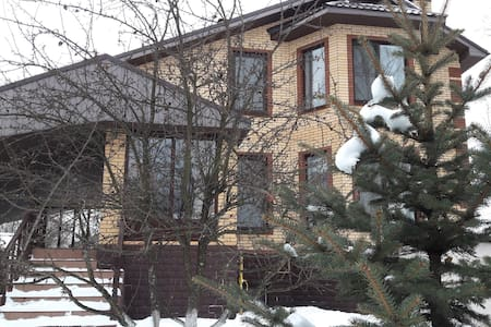 Коттедж в Ивантеевке - Ivanteevka