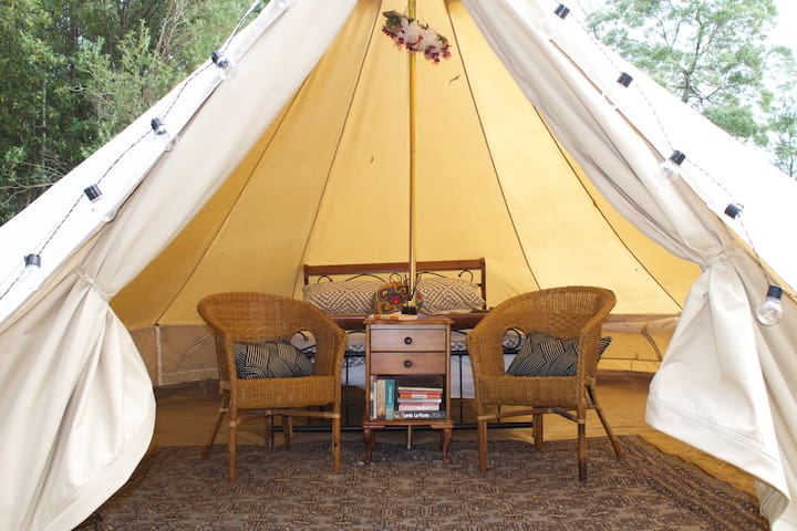 Mavista Farm Luxury Camp - Adventure Bay - Tent