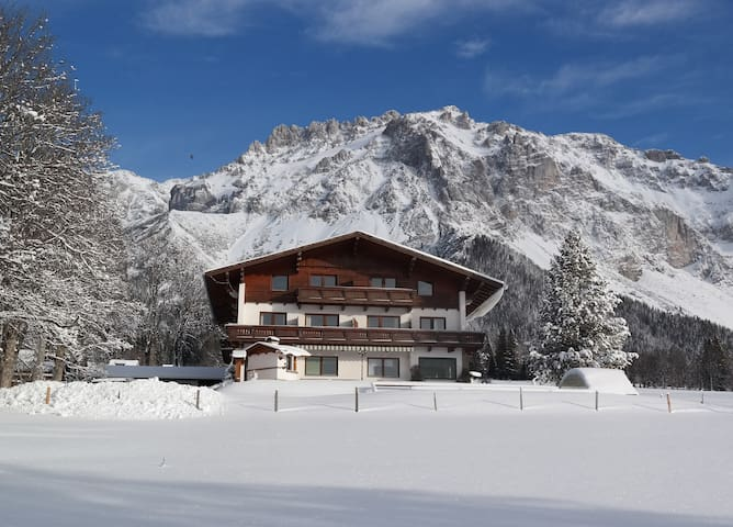 Luxe 2 tot 4 pers appartement in familieskigebied - Ramsau am Dachstein - Apartment