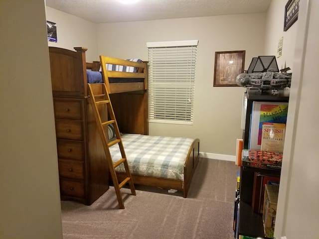 Station Park Bedroom - Farmington