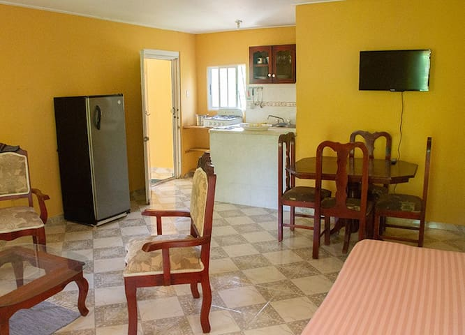 2-BR Apt in Cabarete. Experience local life!