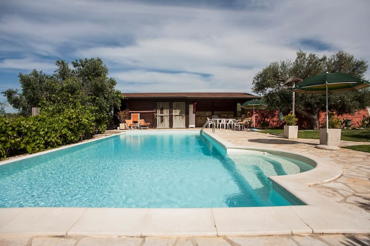 Luxury villa with pool for 12 people - Collemeto - Vila